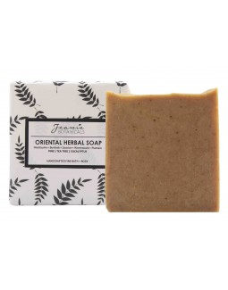 ORIENTAL HERBAL SOAP              (Pine/Tea Tree/Eucalyptus)