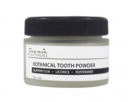 BOTANICAL TOOTH POWDER (Peppermint/Myrrh)